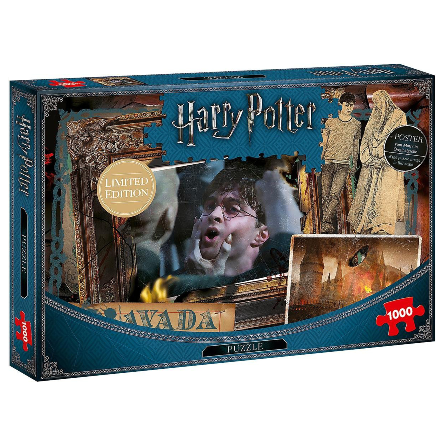 Puzzle Harry potter de 1000