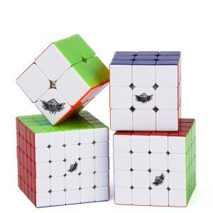 Tipos de cubos de Rubik