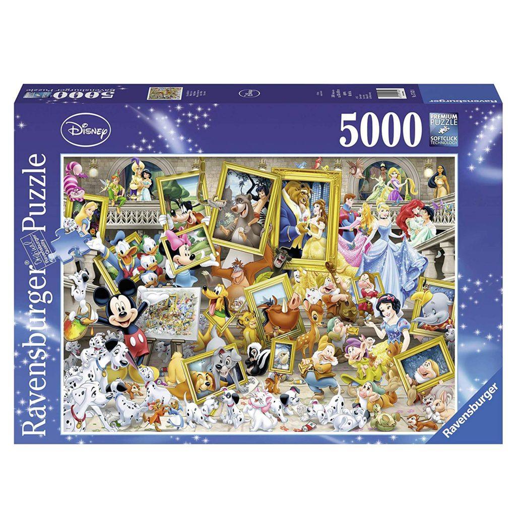Puzzles de 5000 piezas