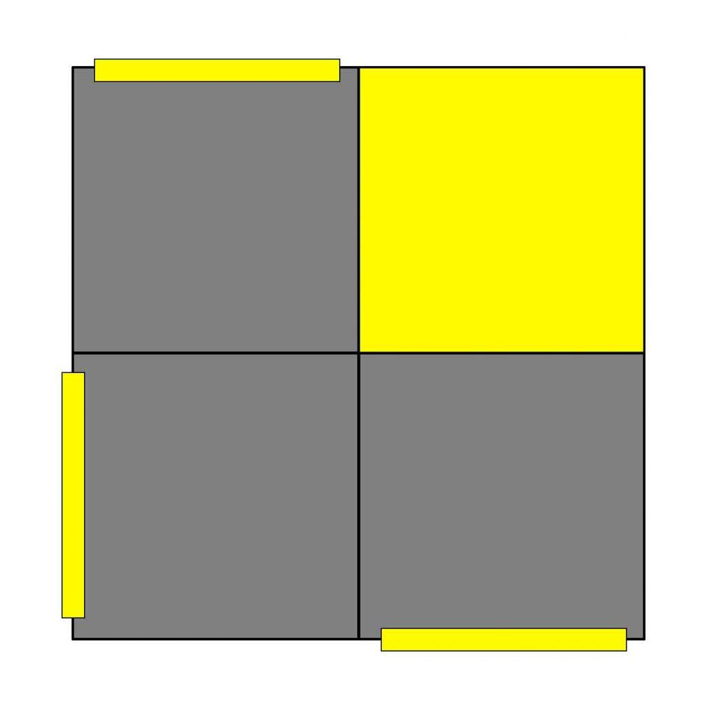 como armar cubo rubik 2x2 paso a paso