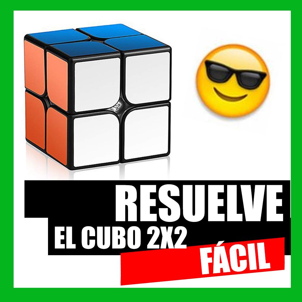 Como Armar el Cubo de Rubik 2×2