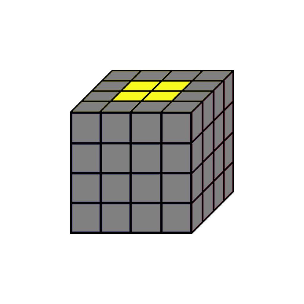 como hacer el cubo de rubik 4x4 mas rapido