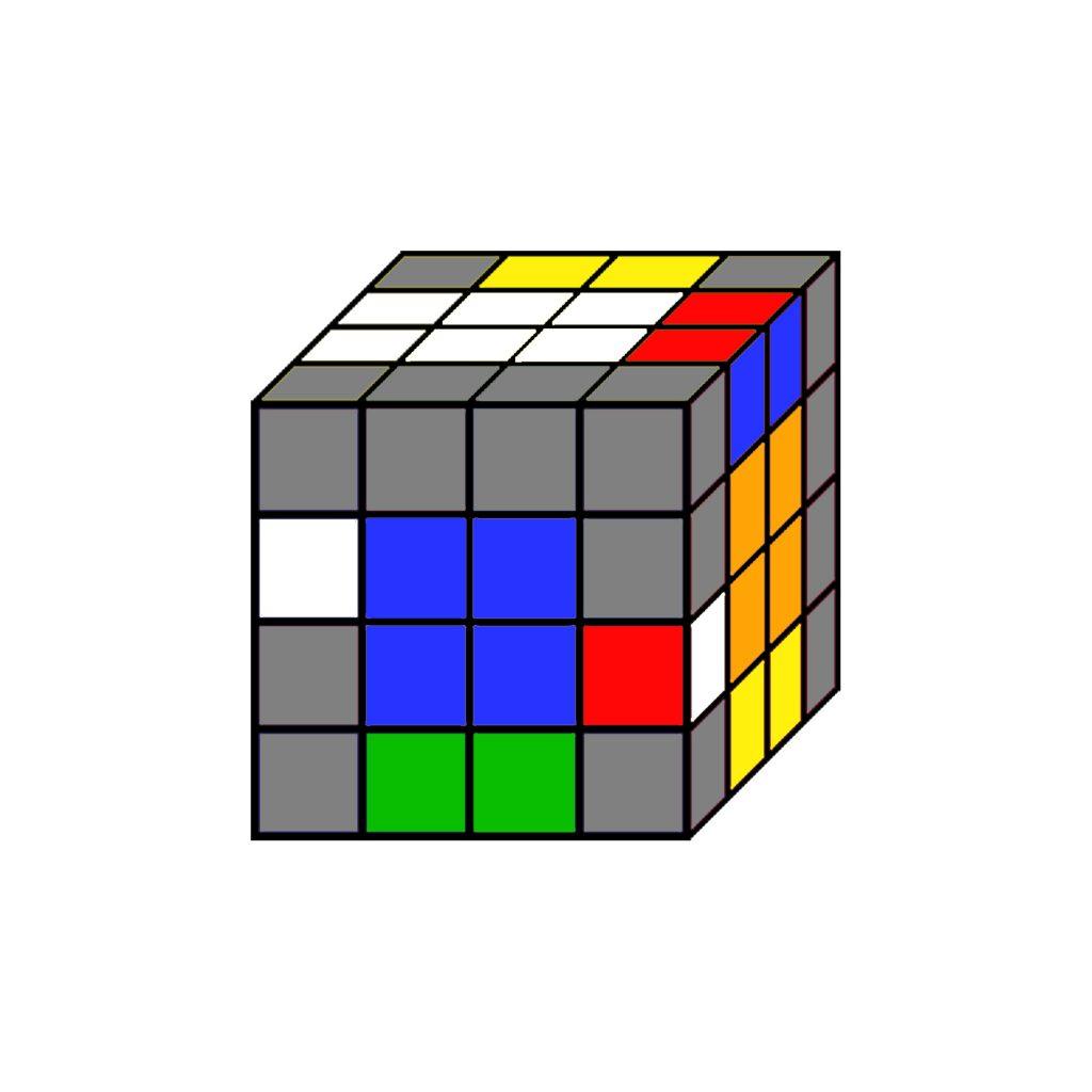 cubo rubik 4x4 trucos