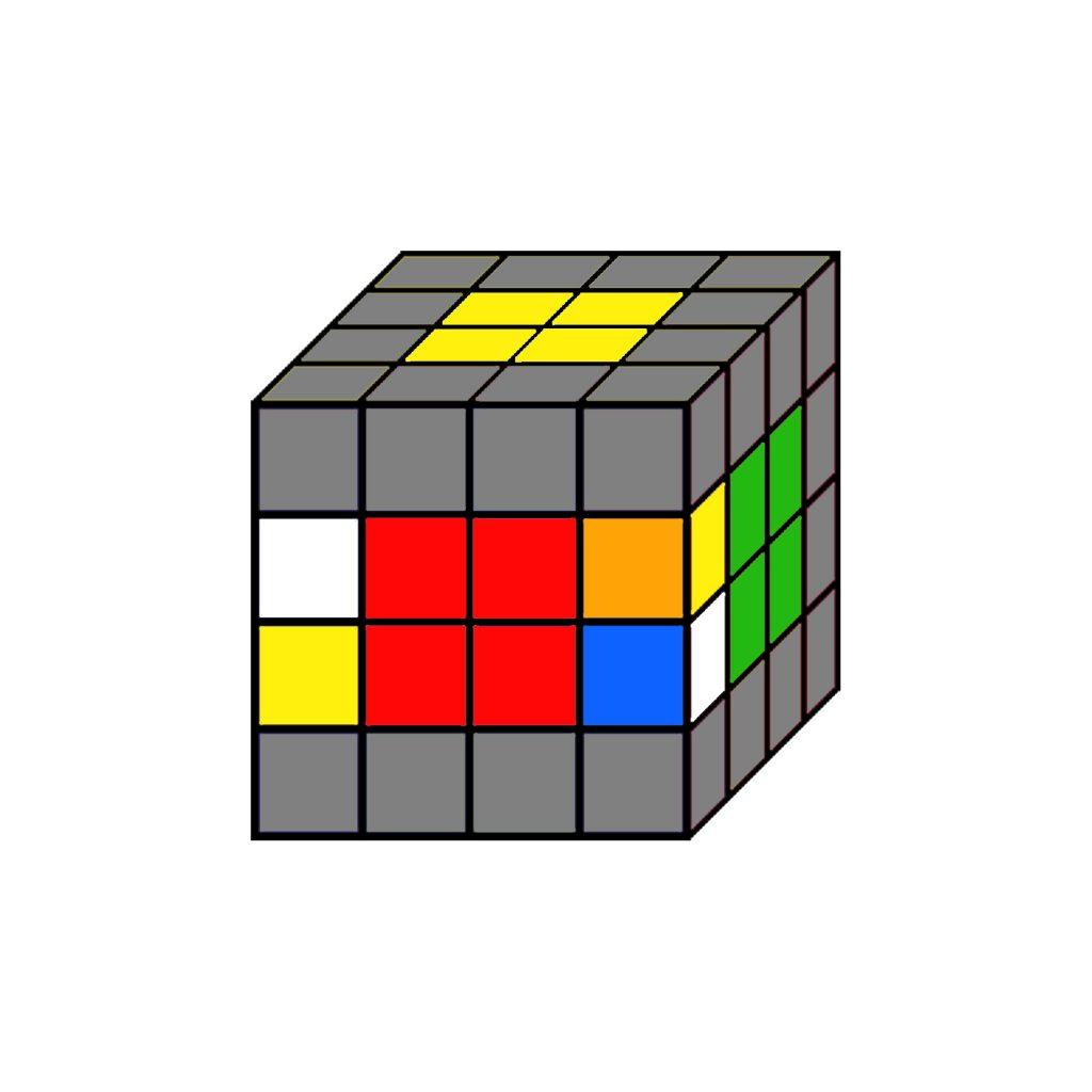4x4x4 solucion