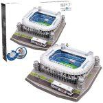puzzles estadios de futbol