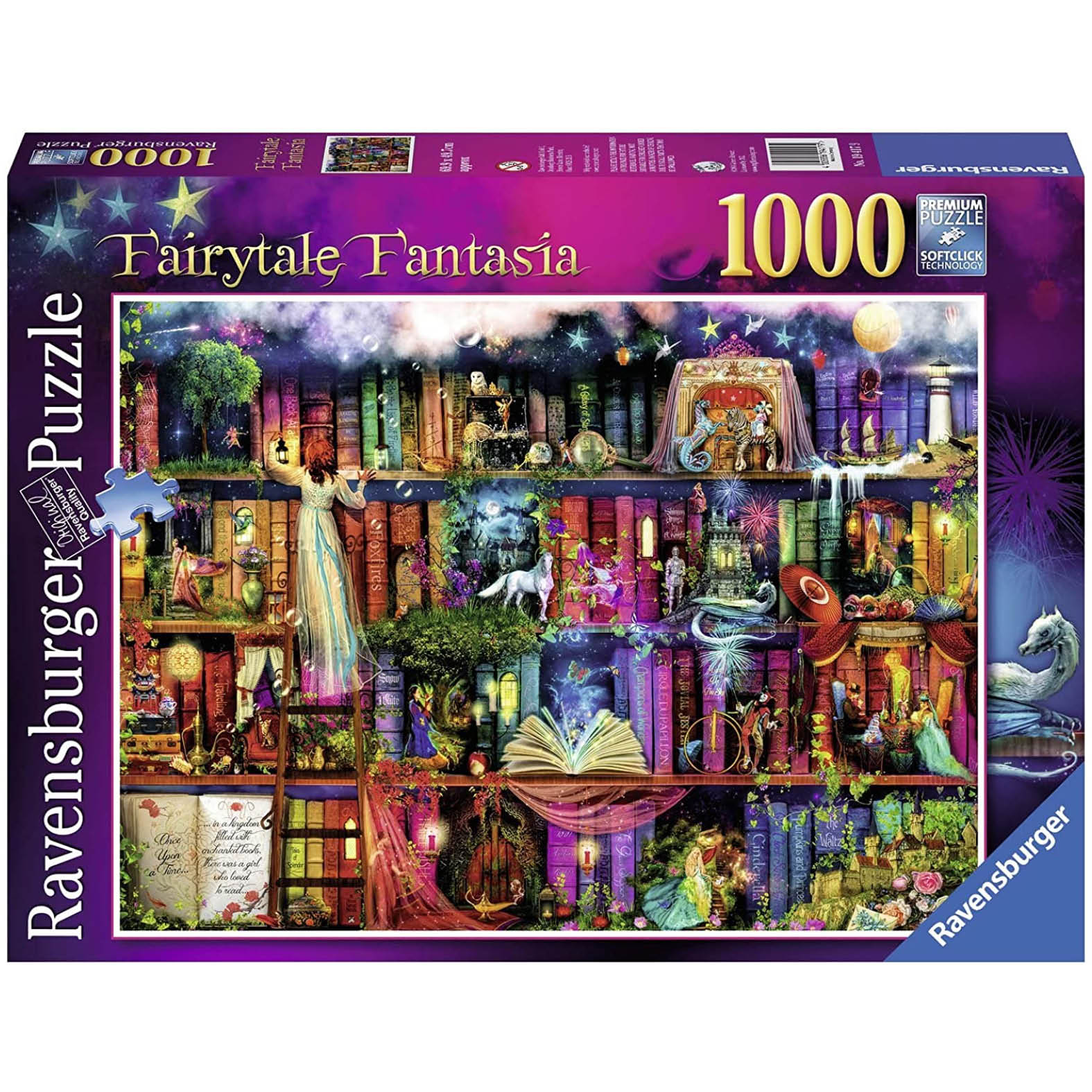puzzles de fantasia