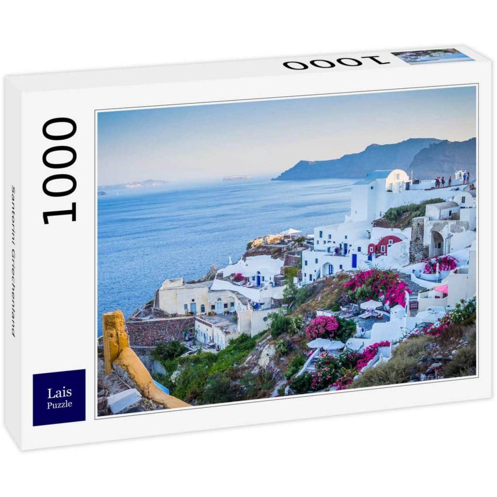 puzzles de grecia