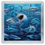 puzzles de tiburones