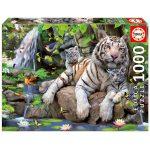 puzzles de tigres