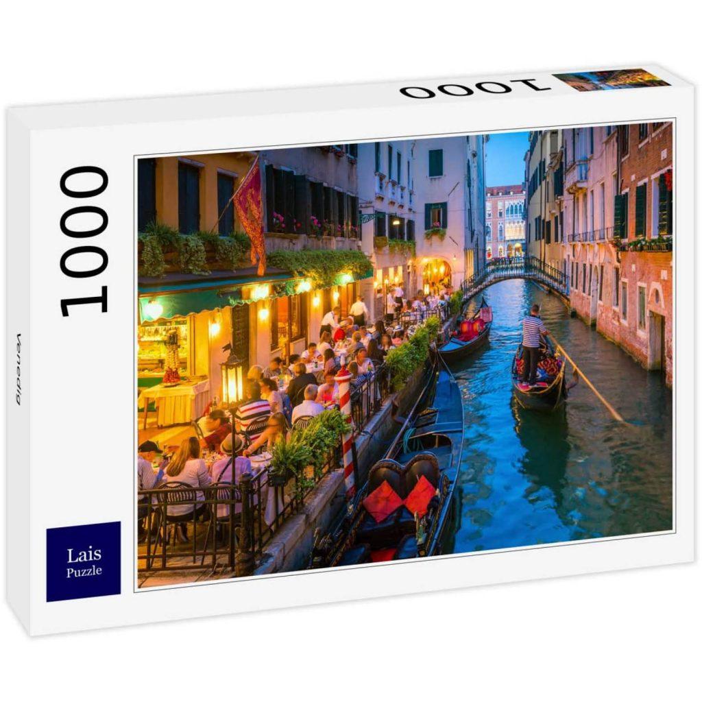 puzzles de venecia
