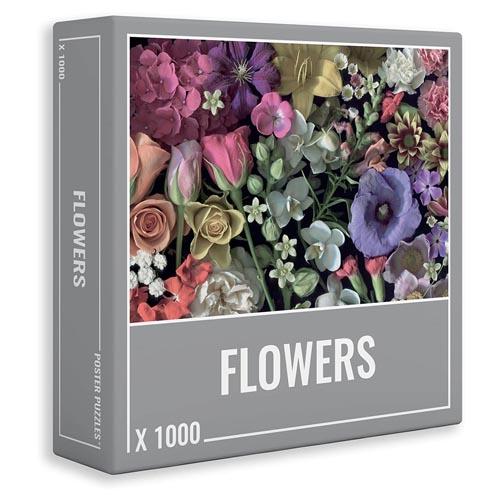 puzzles de flores