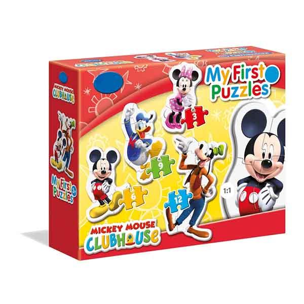 puzzles de mickey mouse