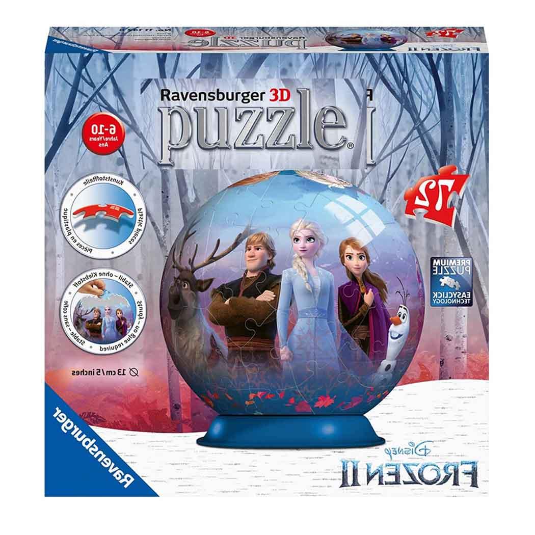 puzzles de frozen