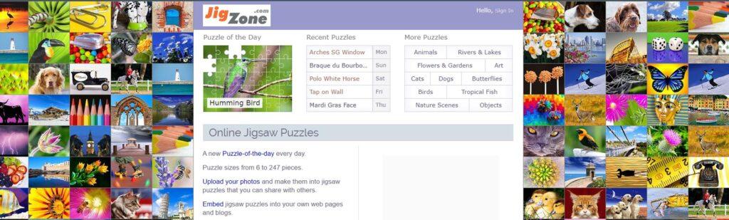 puzzle disney online