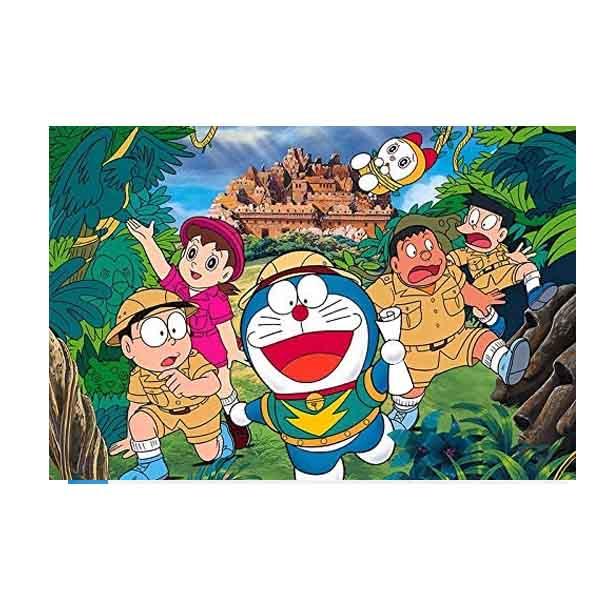 Puzzles de Doraemon